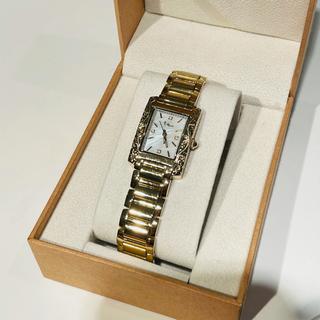 Maxi 腕時計 ゴールド ハワイアンジュエリー