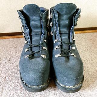 ニードルス(Needles)の【ブーツ】NEEDLES / 25.5cm / スエード / 紺色(ブーツ)