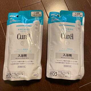 Curel - 【2袋セット】キュレル 潤浸保湿 入浴剤 つめかえ用(360ml)