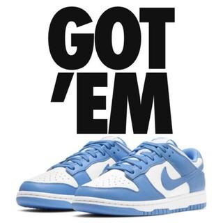 ナイキ(NIKE)の特売 Nike Dunk Low University Blue(スニーカー)
