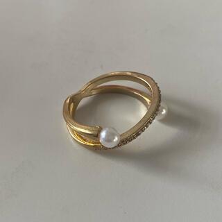 ザラ(ZARA)の指輪(リング(指輪))