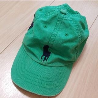 POLO RALPH LAUREN - RALPH LAUREN キッズ キャップ 帽子 4~7歳 53cm