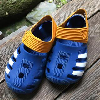 アディダス(adidas)のアディダス サンダル  17㎝(サンダル)