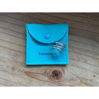 Tiffany & Co. - ティファニー オープンダイアゴナルリング