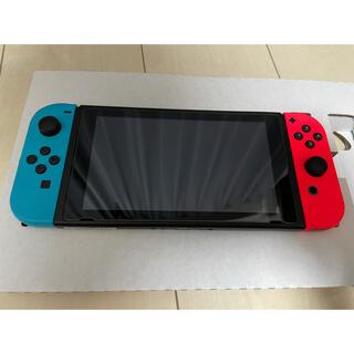 Nintendo Switch - Switch任天堂スイッチ 本体 ネオンブルーレッド