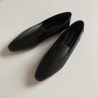 ザラ(ZARA)のロンファー(ローファー/革靴)
