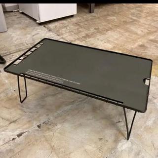 ユニフレーム(UNIFLAME)のFR-top フィールドラック用天板 ミリタリーカーキ(テーブル/チェア)