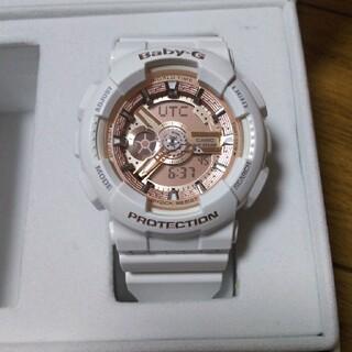 ベビージー(Baby-G)のbaby-G 腕時計 デジタル(腕時計)