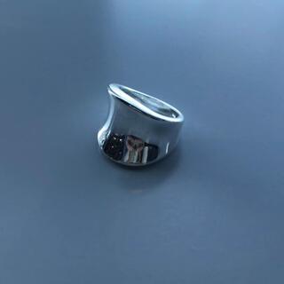 フリークスストア(FREAK'S STORE)のring silver 12号 kutir(リング(指輪))