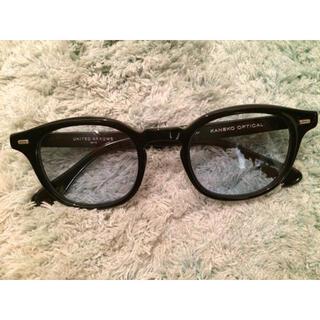 ビューティアンドユースユナイテッドアローズ(BEAUTY&YOUTH UNITED ARROWS)の金子眼鏡 サングラス(サングラス/メガネ)