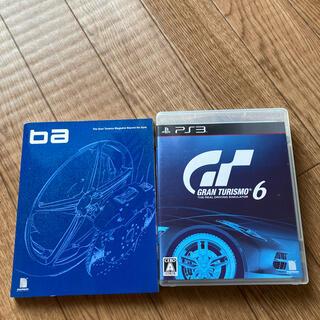 プレイステーション3(PlayStation3)のPS3 グランツーリスモ6(家庭用ゲームソフト)