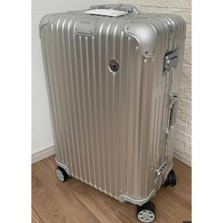 リモワ(RIMOWA)のRIMOWA リモワ 60L ルフトハンザ オリジナル チェックインM(スーツケース/キャリーバッグ)