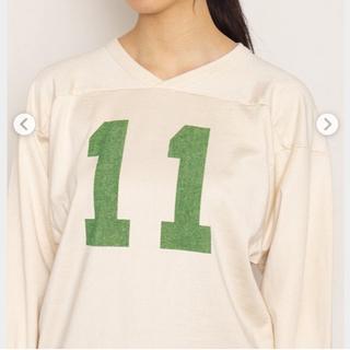 フィーニー(PHEENY)のありんこ様専用フィーニー フットボールTシャツ(Tシャツ(長袖/七分))