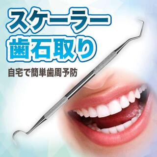 歯石取り スケーラー 歯石 除去 オーラル ケア 口腔 虫歯 予防 デンタル(口臭防止/エチケット用品)