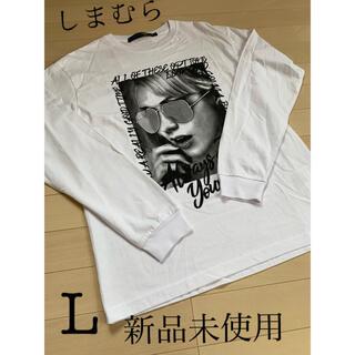 シマムラ(しまむら)のしまむら メンズ 紳士服 ロンT トップス L(Tシャツ/カットソー(七分/長袖))