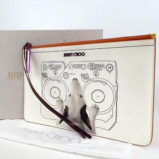 ジミーチュウ(JIMMY CHOO)のジミー チュウ ブルテリアコレクション クラッチバッグ 3-407(クラッチバッグ)