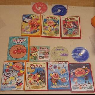 アンパンマン(アンパンマン)のアンパンマン DVD 13枚(アニメ)