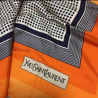 Yves Saint Laurent Beaute - イヴ・サンローラン スカーフ