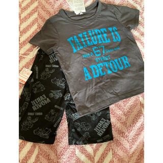 新品半袖パジャマセット  130サイズ
