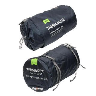 サーマレスト(THERMAREST)のサーマレスト トレイルスカウト レギュラーサイズ(寝袋/寝具)