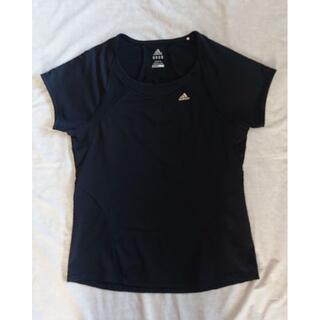 アディダス(adidas)のLady's アディダス プレミアム Tシャツ Lサイズ(トレーニング用品)