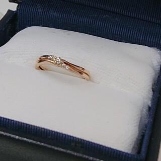 ヨンドシー(4℃)の4℃ ダイヤモンド(リング(指輪))