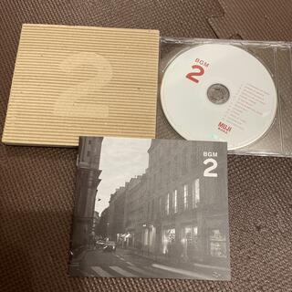 ムジルシリョウヒン(MUJI (無印良品))の無印良品 MUJI CD 2 BGM(ワールドミュージック)