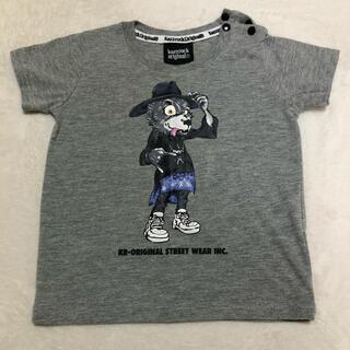 カズロックオリジナル(KAZZROCK ORIGINAL)のkazzrock original 男の子 半袖 Tシャツ  100(Tシャツ/カットソー)