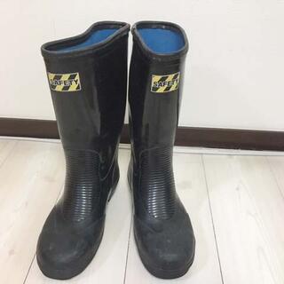 安全長靴 25.0 EEE(長靴/レインシューズ)