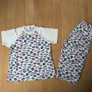 ワコール(Wacoal)のワコール半袖パジャマ 140センチ(パジャマ)