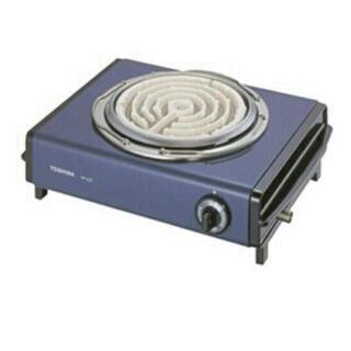 トウシバ(東芝)の東芝電気コンロ HP-635L 《新品未使用》(調理機器)
