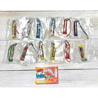 バンダイ(BANDAI)のバンダイ うまい棒にょっきりストラップ2 全12種 ミニチュア 食品サンプル(ストラップ/イヤホンジャック)