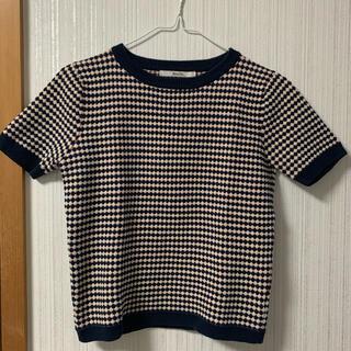 ダズリン(dazzlin)のdazzlin❁✿✾サマーニット Tシャツ(Tシャツ/カットソー(半袖/袖なし))