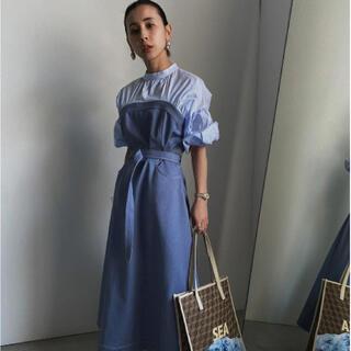 Ameri VINTAGE - AMERI / AFFOGATO SHIRT DRESS