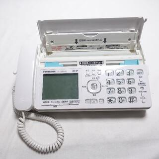 パナソニック(Panasonic)のPanasonic 電話 KX-PZ300-W ホワイト(その他)