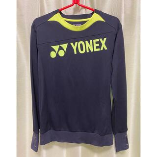 ヨネックス(YONEX)のYONEX バドミントン ロンT 【ユニSSサイズ】(バドミントン)