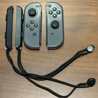 ニンテンドースイッチ(Nintendo Switch)のNintendo Switch ジョイコン グレー ジャンク品(その他)