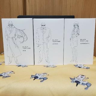名探偵コナン ブラックパフューム 【ジン・ウォッカ・ベルモットの香水】 特別版(キャラクターグッズ)
