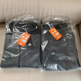 アディダス(adidas)のadidas アディダス スウェット 上下セットS ブラック 定価17,028円(ウェア)