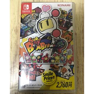 Nintendo Switch - スーパーボンバーマン R スマイル プライス コレクション Switch