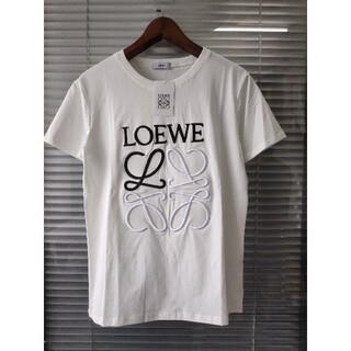LOEWE - 激売れ♡LOEWE 半袖 Tシャツ  M 春夏 ホワイト