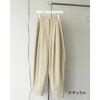 TODAYFUL - Highwaist Tuck Trousers ハイウエストタックトラウザーズ