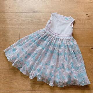 トッカ(TOCCA)の新品 トッカバンビーニ ドレス ワンピース チュール 100-110(ドレス/フォーマル)