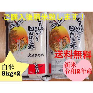 ふさおとめ 白米 10kg(米/穀物)