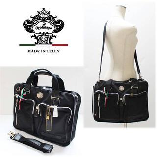 オロビアンコ(Orobianco)の《オロビアンコ》新品 イタリア製 3Way ブリーフケース ビジネスバッグ B4(ビジネスバッグ)