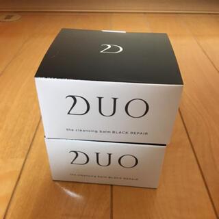 DUO クレンジングバームブラック90g×2個