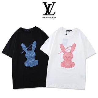LV#0302 半袖Tシャツ 新品未使用 【2枚8000円送料無料】