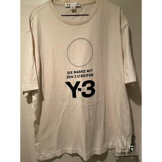 Y-3 - Y-3 ヨウジヤマモトコラボ ロゴtシャツ