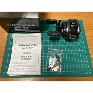SHIMANO - 12アルデバラン BFS XG シマノ ダイワ リール バス釣り ベイトフィネス
