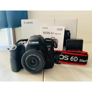 Canon - [極美品]Eos 6D  mark II